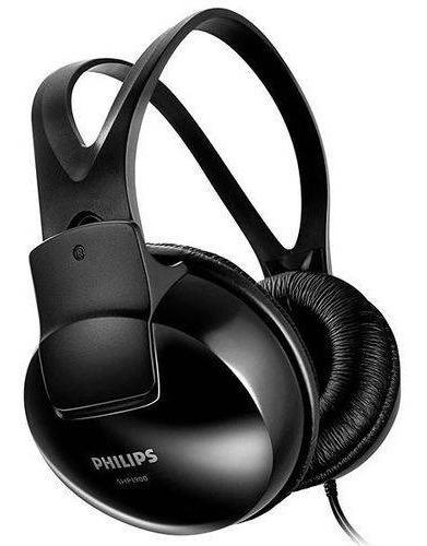 Fone De Ouvido P2 Philips Shp1900/28 Com Isolamento Acústico