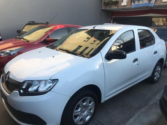 Renault Logan Excelente Anticipo $280000 Y Cuotas O Permuto