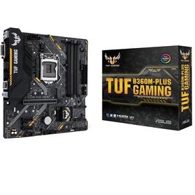 Placa Mãe Asus Tuf B360m Plus Gaming/br Ddr4 M.2 Lga 1151