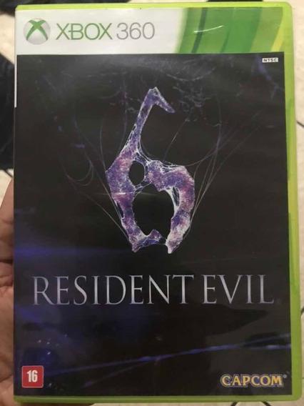 Jogo Resident Evil 6 Xbox 360