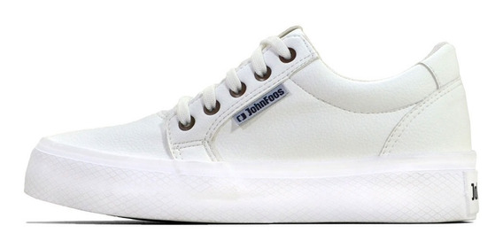 Zapatillas John Foos 752 Claw All Night White Tienda Oficial
