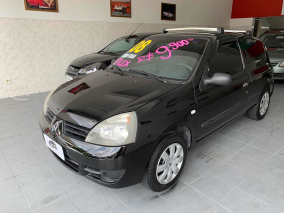 Renault Clio 1.0 16v Authentique Hi-flex 3p 2008