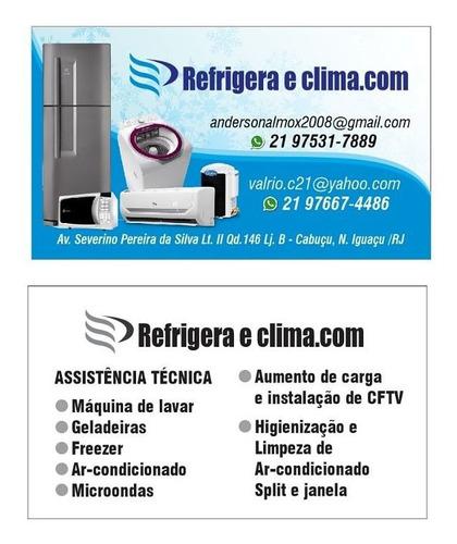 Refrigera E Clima.com