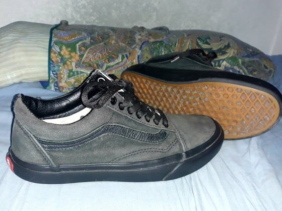 Zapatillas Vans Mod Old School Full Negras