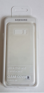 Capa Clear Cover Ultra-thin And Translucent Galaxy S8+ Orig