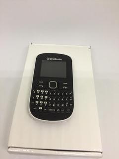 Celular Gradiente Gc200q - Dual Chip, Qwerty, Fm - Usado
