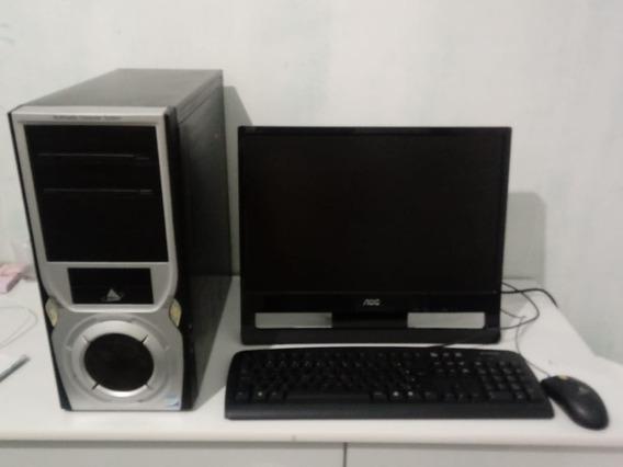 Computador Intel Corel 2 Duo Completo