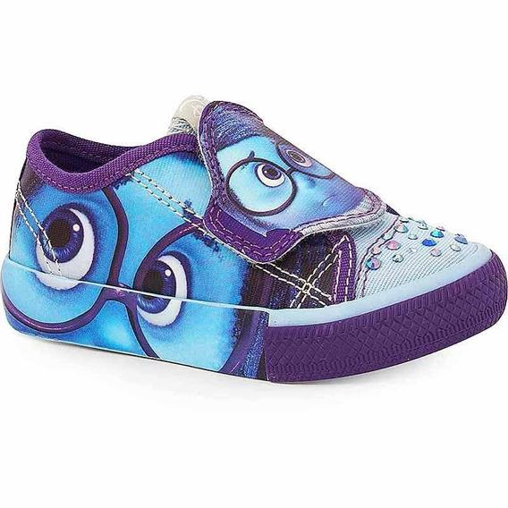 Tênis Infantil Divertida Mente Tristeza - Sugar Shoes