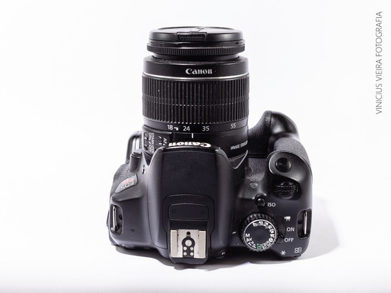 Canon T4i + 18-55mm + Grip + Bateria