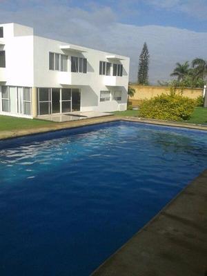 Casa En Renta Cuernavaca 14 A 30 Personas