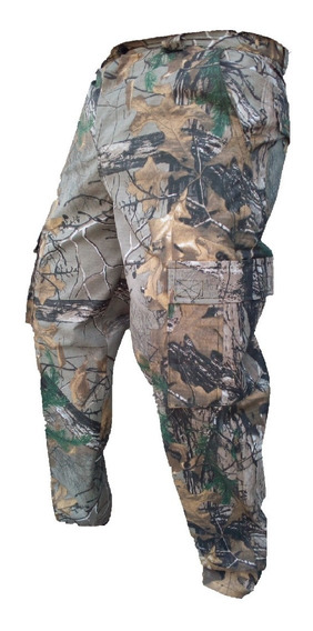 Pantalon Camuflaje Caceria Outdoor Caza Hunting Militar