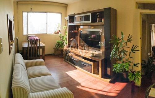 Imagem 1 de 17 de Apartamento No Tatuapé,  2dormitórios, 56.00 M², R$380.000,00 - 337