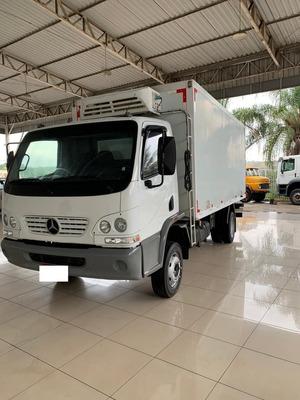 Caminhão Baú Frigorifico 3/4 Mb 915c 2008/2008