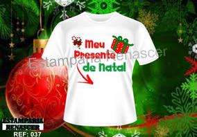 Camiseta Personalizada Gravida/gestante Presente Natal C/1