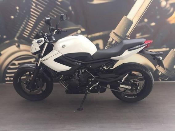 Yamaha Xj6 N Branca 2013