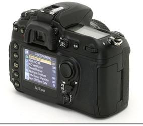 Nikon D200 Só O Corpo