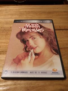 Thalia - Maria Mercedes Telenovela Dvd Original