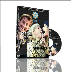 Dvd Foster The People Lollapalooza Brasil 2014