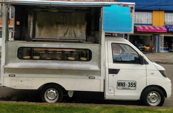 Food Truck Para Estrenar Cualquier Tipo De Negocio