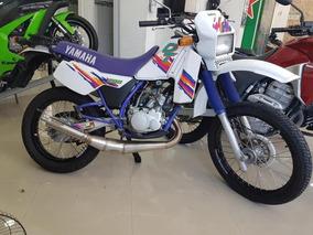 Yamaha Dt 200 1994 Branca Raridade
