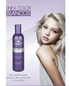 Shampoo Silver X 1000 Ml La Puissance Matizador