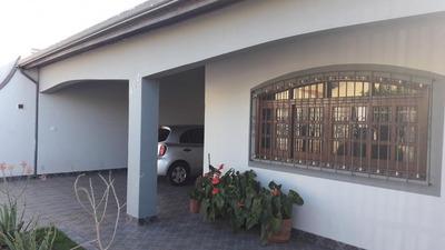 Casa Para Venda Em Tatuí, Jardim Wanderley, 3 Dormitórios, 3 Suítes, 4 Banheiros, 4 Vagas - 382
