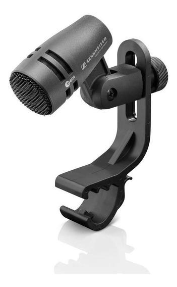 Microfone Sennheiser E604 Para Bateria Com Clamp Original