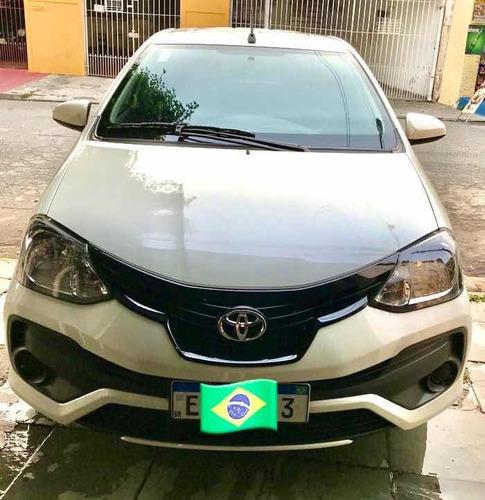 Imagem 1 de 6 de Toyota Etios 2020 1.3 16v X 5p