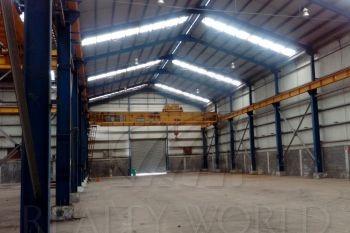 Bodega Industrial En Renta En Agua Fría, Apodaca