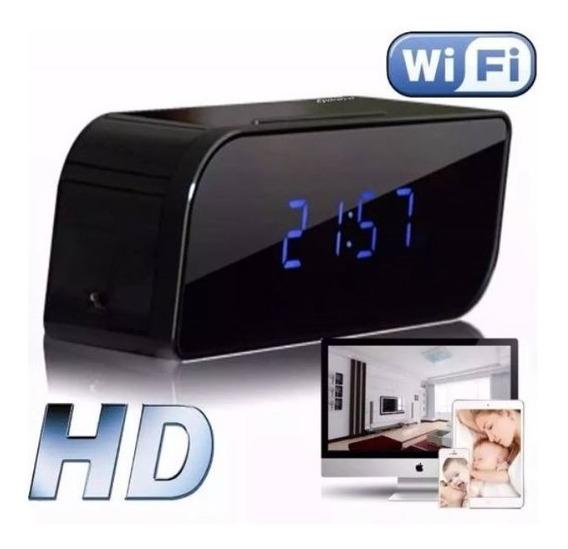Reloj Espia Oculto Seguridad Video Hd Camara Voz Infrarrojo