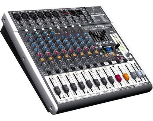 Behringer Xenyx X1222-usb Consola Mixer Multi Fx En Cuotas
