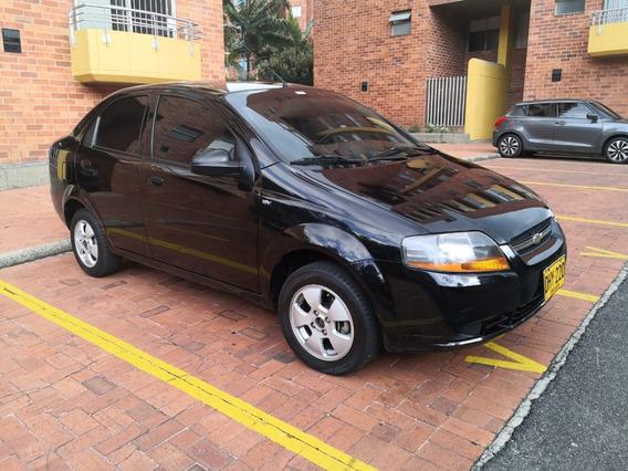 Chevrolet Aveo Sedan Mt