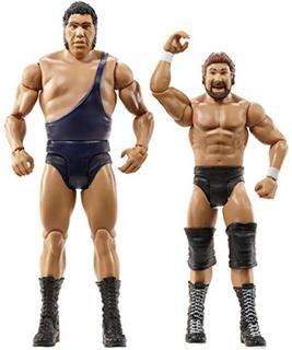 Wwe Wrestlemania Figura De Acción De Andre The Giant & Mi