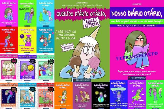 Querido Diário Otário - Coleção Completa 20 Livros