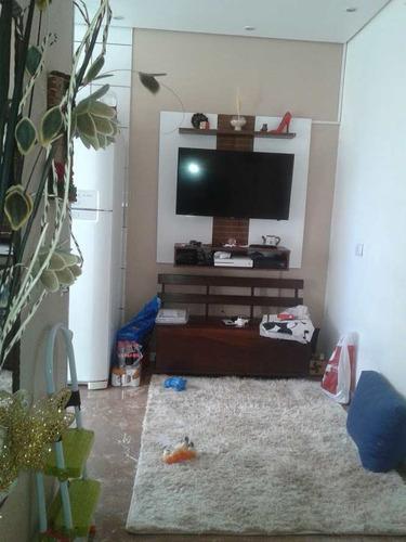 Imagem 1 de 24 de Apartamento, Centro, São Vicente - R$ 195 Mil, Cod: 1361 - V1361