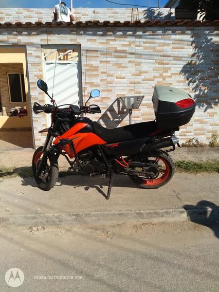 Yamaha Xtz X250