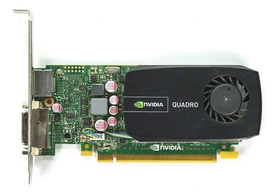 Placa De Vídeo Nvidia Quadro 600 01 Gb Ddr 3 Pci-e