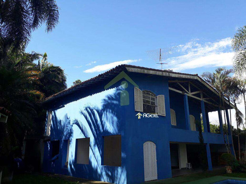 Chácara Com 3 Dorms, Vila Louro, Embu-guaçu - R$ 550 Mil, Cod: 1632 - A1632