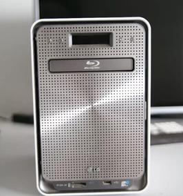Storage Lg Com Hds 8 Tb Nas Com Gravador Blu-ray Bd Disc
