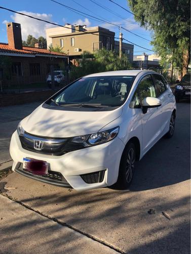 Honda Fit 2015 1.5 Ex-l At 120cv
