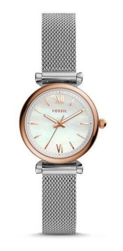 Fossil Carlie Mini Es4614 Reloj Mujer 28mm
