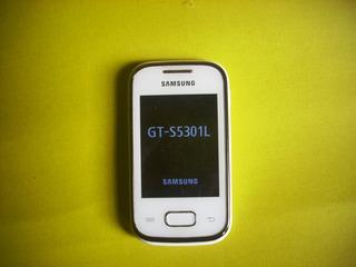 Telefono Celular Samsung Gt-s5301l Liberado Una Ganga...!!!