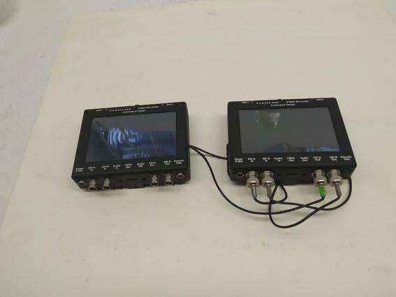 Lote 2 Unidades Gemini 4:4:4 Video Recorder ( No Estado)