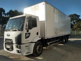 Ford Cargo 2429 Ano 2013 C/ Baú , Impecavel R$ 119.000,00