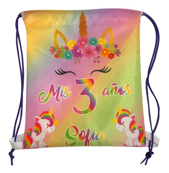 Morralitos 50 Pzs Personalizados Full Color+ Envio Gratis