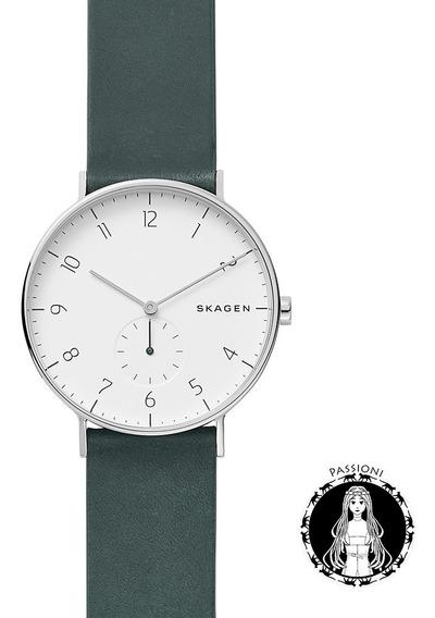 Relógio Skagen Skw6466/0vn C/ Nf E Garantia O