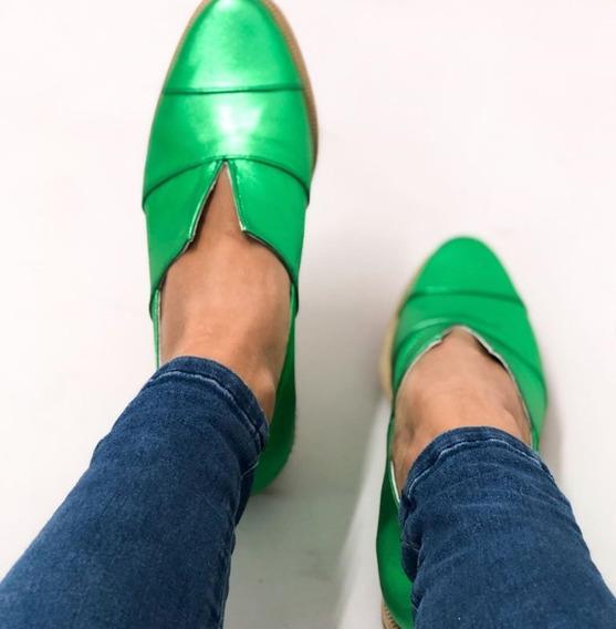 Zapatos Mujer Chatitas Balerinas