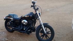 Hd Dyna Fxd Harley Davidson