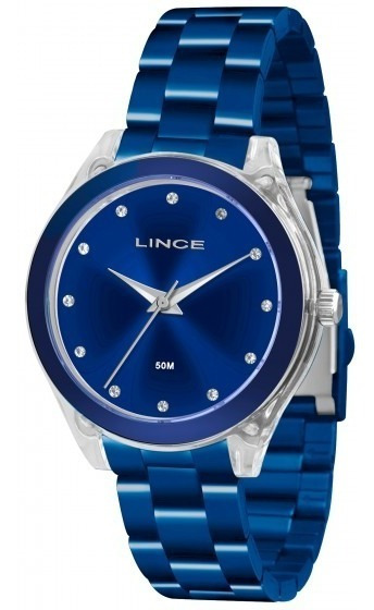 Relógio Lince Lra4431p D1kx Color Block Analógico - Refinado