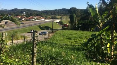 Área Para Venda Em Barra Velha, Vila Nova - 3035